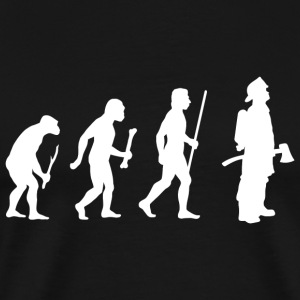 Fireman - Fireman Evolution - Men's Premium T-Shirt