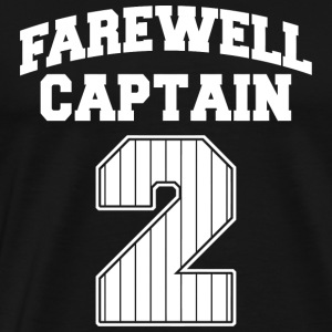 Farewell captain - farewell captain 2 - Men's Premium T-Shirt