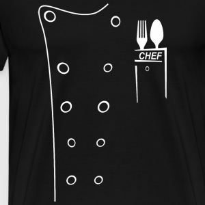 Chef - chef - Men's Premium T-Shirt