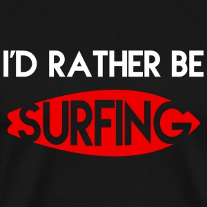 Surfing - Surfing - Men's Premium T-Shirt