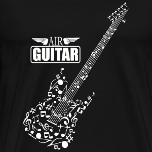 Air guitar - Air guitar - Men's Premium T-Shirt