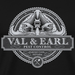 Tremors - Val & Earl, Pest Control - Men's Premium T-Shirt