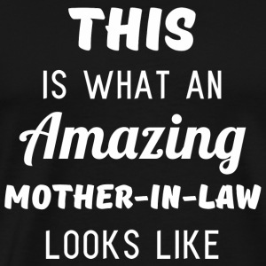 Law enforcement - Mothers Day Birthday Gift for - Men's Premium T-Shirt