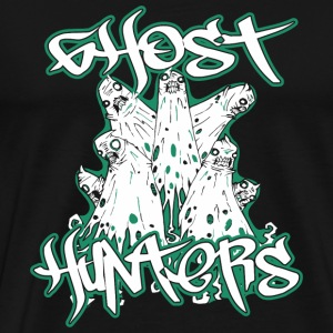Ghost - Ghost Hunters - Men's Premium T-Shirt