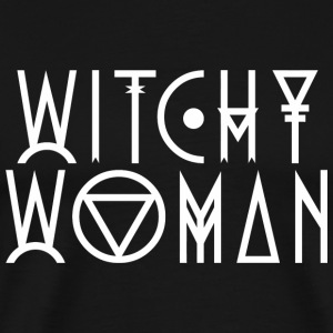 Witchy Woman - Witchy Woman - Men's Premium T-Shirt
