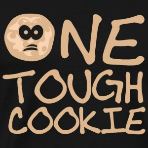 Cookie - One Tough Cookie - Men's Premium T-Shirt