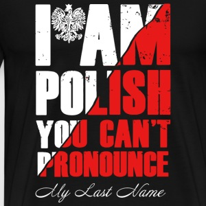Polish - Polish - Men's Premium T-Shirt