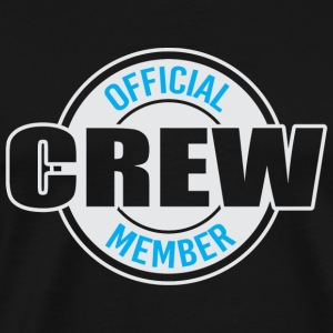 Crew - Official Crew Member - Men's Premium T-Shirt