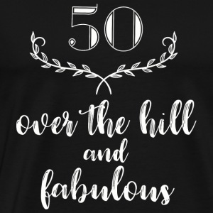 50th birthday - 50th birthday - Men's Premium T-Shirt
