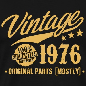 1976 - 41st Birthday Gift Vintage 41 Years Old - Men's Premium T-Shirt