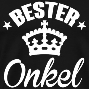 Uncle - Bester Onkel der Welt! - Men's Premium T-Shirt