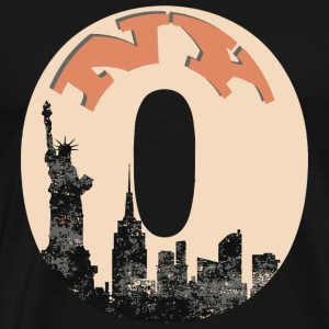 NEW YORK - NEW YORK - Men's Premium T-Shirt