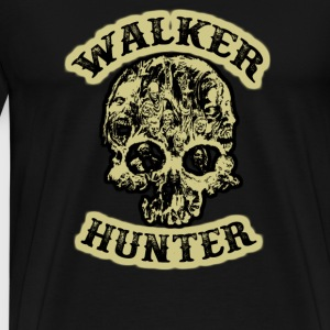 Walker hunter - Awesome t-shirt for walker hunte - Men's Premium T-Shirt