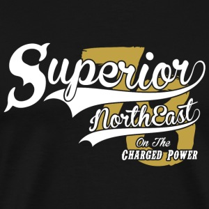 North East - Superior North East On The 78 Charg - Men's Premium T-Shirt