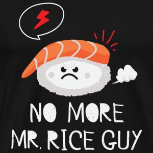 Sushi No More Mister Rice Guy Sushi - Men's Premium T-Shirt