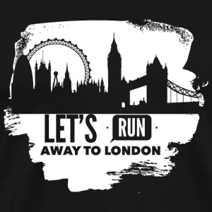 - LONDON - Men's Premium T-Shirt