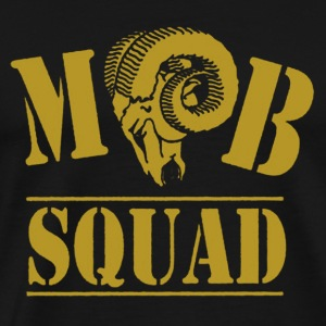 Mob - Mob squad t-shirt for supporter - Men's Premium T-Shirt