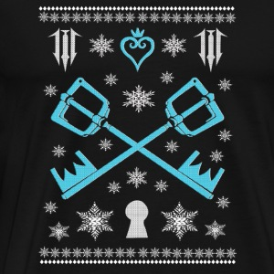 Kingdom hearts - Kingdom hearts - kingdom christ - Men's Premium T-Shirt