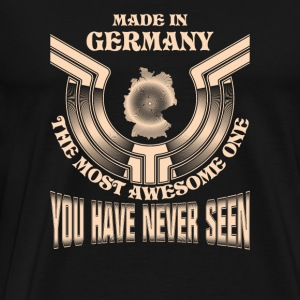 Made in Germany - Proud of coming from Germany - Men's Premium T-Shirt