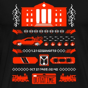 Back to the future - Awesome t-shirt for all fan - Men's Premium T-Shirt