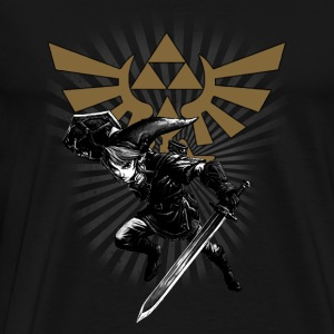 The Legend of Zelda fan T - shirt - Men's Premium T-Shirt