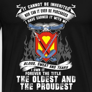 Us Marine - The oldest and the proudest - Men's Premium T-Shirt