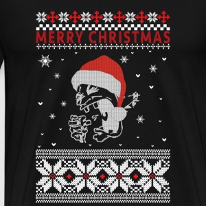 Rock - Christmas sweater for Rock music fans - Men's Premium T-Shirt