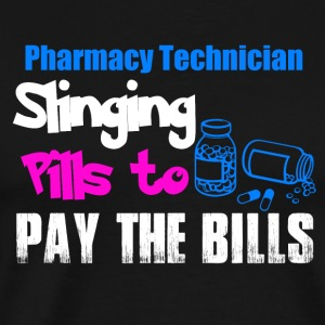 Pharmacy Technican - Men's Premium T-Shirt