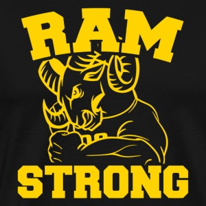 Ram Strong - Men's Premium T-Shirt