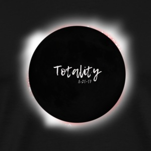 I Saw Totality Total Solar Eclipse Graphic - Men's Premium T-Shirt
