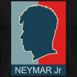 NEYMAR JR ( BARCELONA ) - Men's Premium T-Shirt