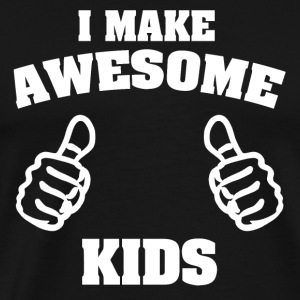 I make awesome Kids - Men's Premium T-Shirt