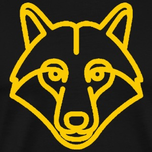 Official GoldWolf Gamer T-shirt - Men's Premium T-Shirt