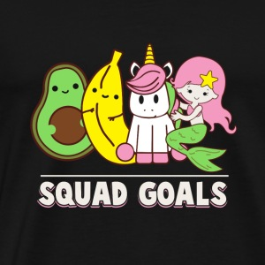 Squad Goals Halloween - Men's Premium T-Shirt