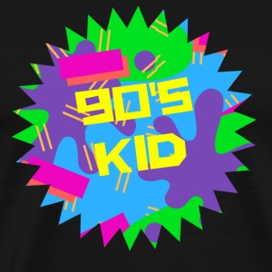 90's Kids - Men's Premium T-Shirt