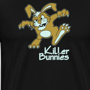 Killer Bunnies - Men's Premium T-Shirt