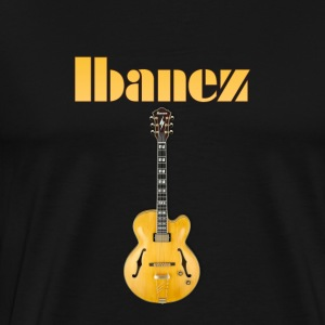Ibanez Jazz - Men's Premium T-Shirt