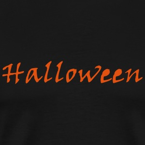 Simply Halloween - Men's Premium T-Shirt