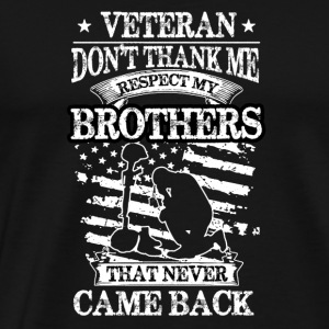 US VETERAN8 - Men's Premium T-Shirt