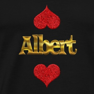 Albert - Men's Premium T-Shirt