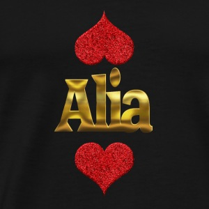 Alia - Men's Premium T-Shirt