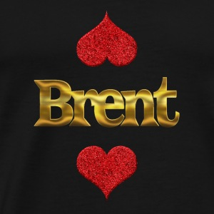 Brent - Men's Premium T-Shirt