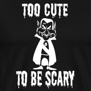 Halloween Shirt/Hoodie/Tank Gift- Cute Vampire - Men's Premium T-Shirt