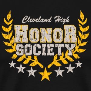 Cleveland High HONOR SOCIETY - Men's Premium T-Shirt