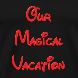 magical vacation disney - Men's Premium T-Shirt