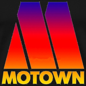 MOTOWN DISCO RECORDS - Men's Premium T-Shirt
