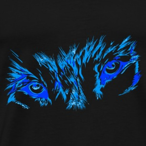 GIFT - TIGER EYES - Men's Premium T-Shirt