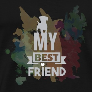 GIFT - MY BEST FRIEND - Men's Premium T-Shirt