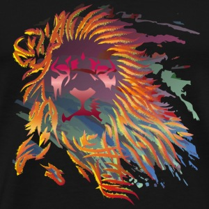 GIFT - LION ART - Men's Premium T-Shirt