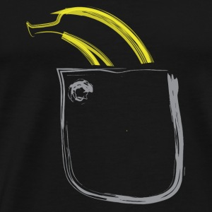 GIFT - BANANA - Men's Premium T-Shirt